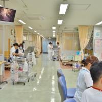 SCU(脳卒中集中治療室)